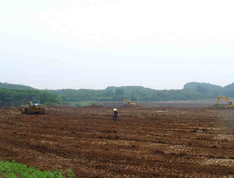 和县功桥农业土地项目复垦工程