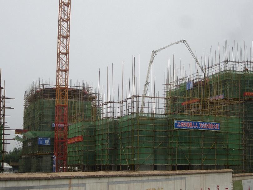 无为县高沟镇土地综合整治项目拆迁安置小区工程